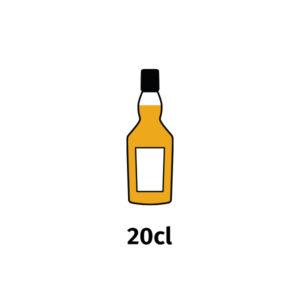 Caol Ila 9yo wine finish (20 cl)