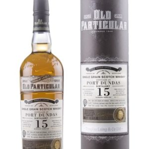 Port Dundas 15 years old (Old Particular)