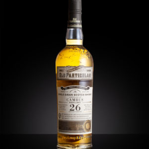 Cambus, 1993, 26 years old, Old Particular Grain
