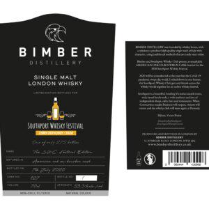 Bimber Single Cask #127