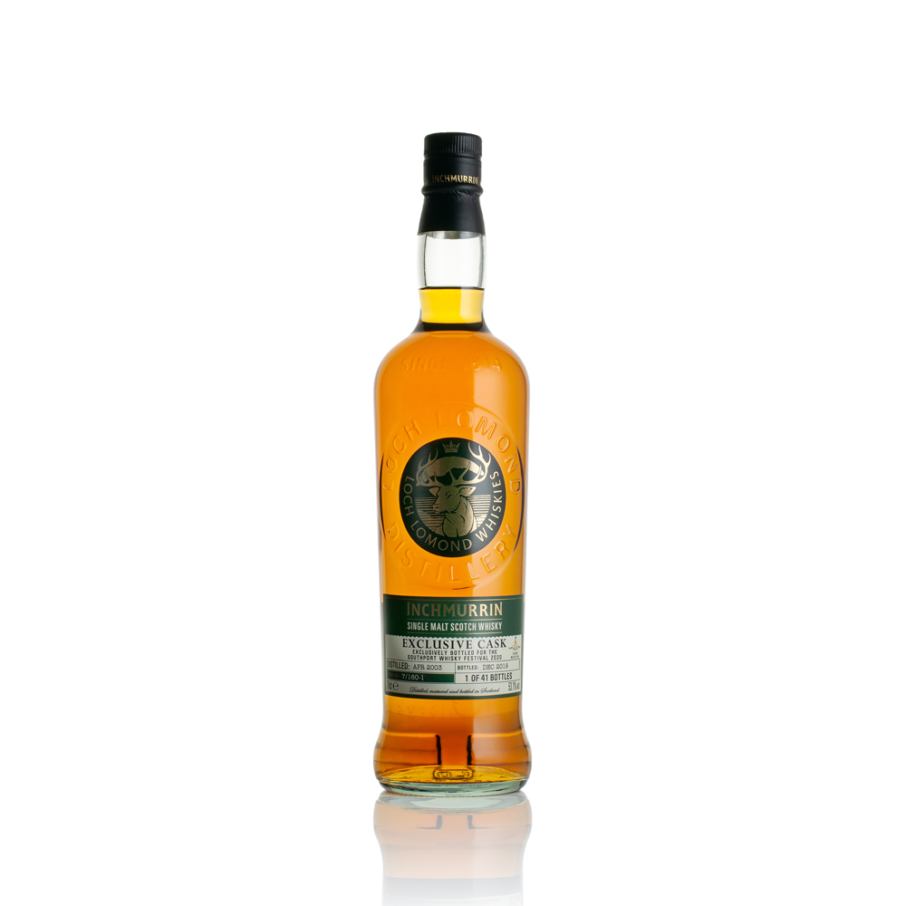Inchmurrin 2003 Cask Strength