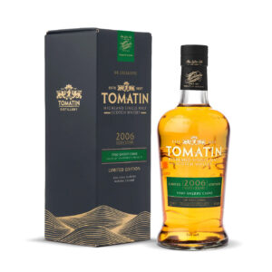 Tomatin Fino sherry casks