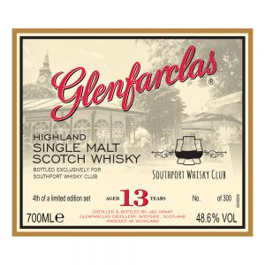 Glenfarclas 13 year old SWC Exclusive