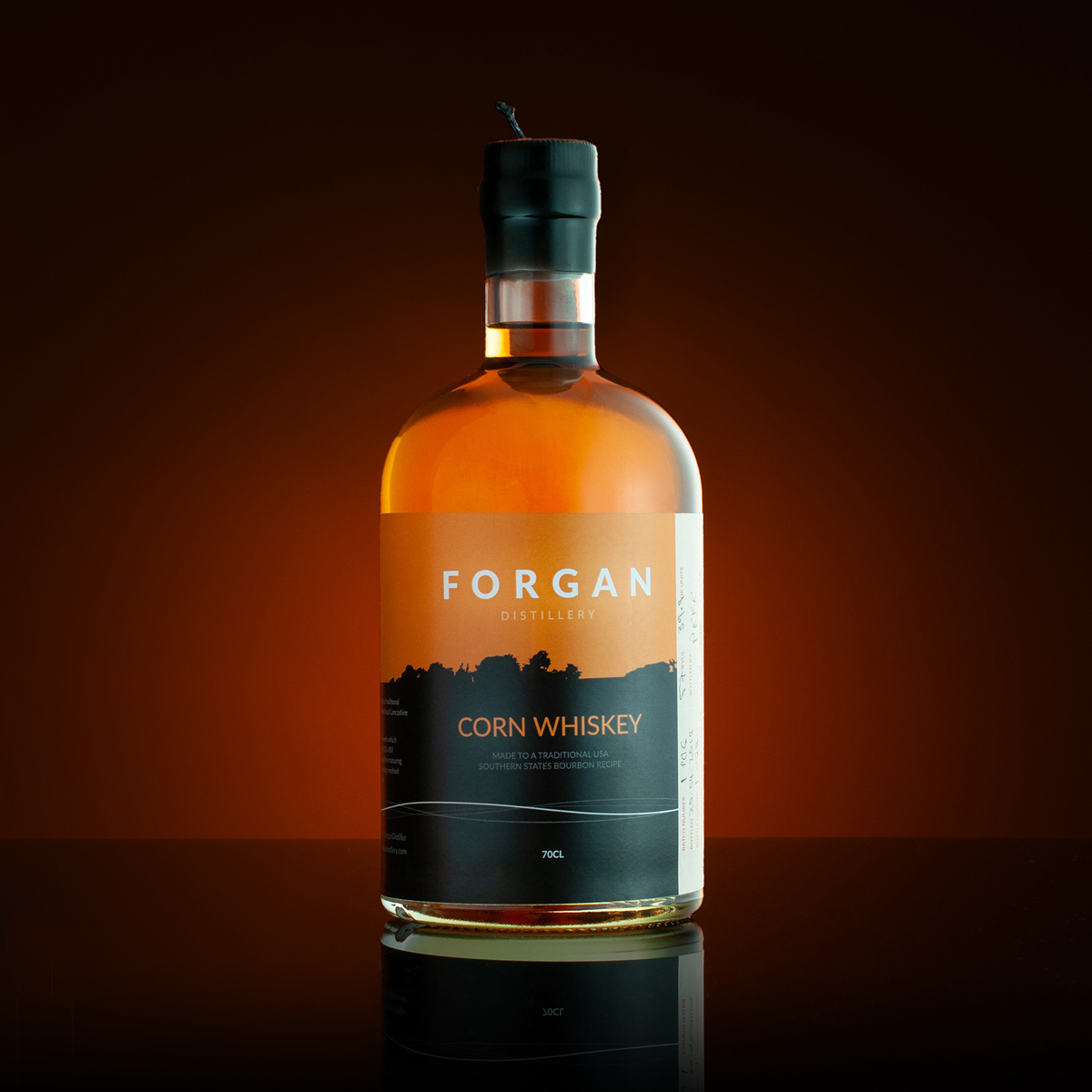 Forgan Corn Whiskey – Batch #1