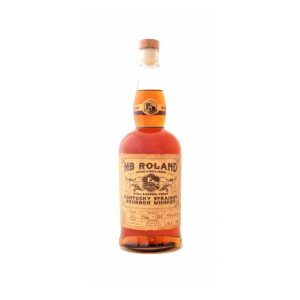 MB Roland Straight Bourbon Whiskey