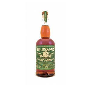 MB Roland Straight Rye Whiskey
