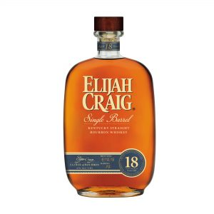 Elijah Craig Single Barrel 18YO Kentucky Straight Bourbon Whiskey