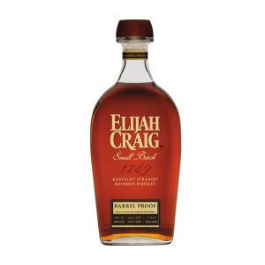 Elijah Craig Small Batch Barrel Proof Kentucky Straight Bourbon Whiskey