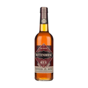 Rittenhouse Straight Rye – 100 proof
