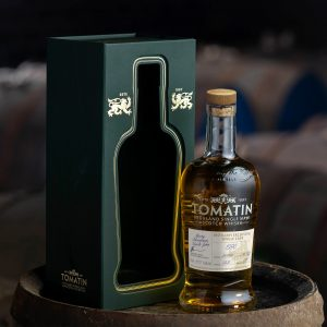 Tomatin Distillery Exclusive – 1990 Bourbon Cask