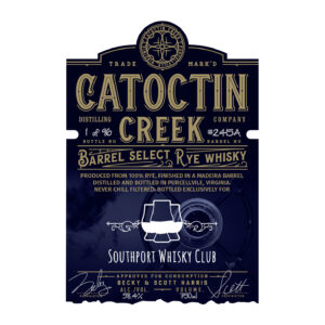 Protected: Catoctin Creek SWC Exclusive – Madeira Finish
