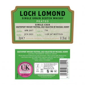 Loch Lomond #730 – Southport Whisky Festival Exclusive