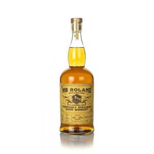 MB Roland Kentucky Straight Corn Whiskey Batch 11