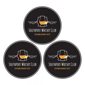 Whisky Coins – Set of 3 (1 design)