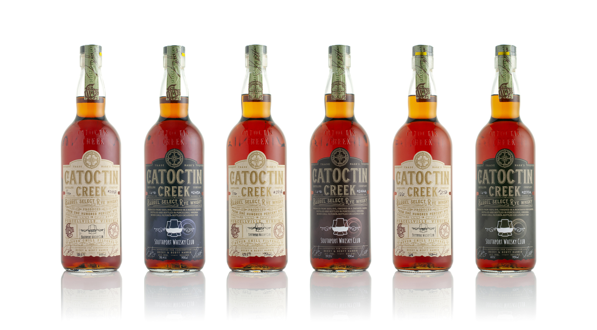 Read more about the article Catoctin Creek SWC Tasting